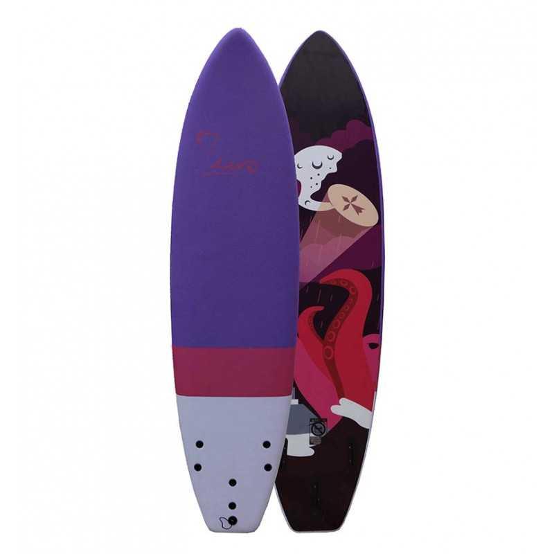 Softboard 6'8 breizh