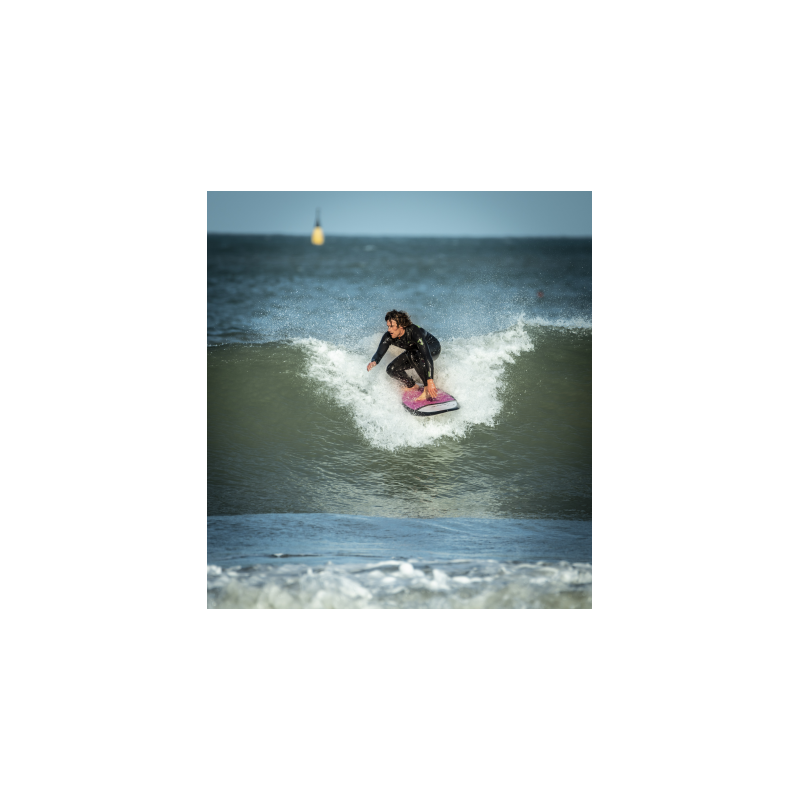 Surfboard 5'10 Rolly on wave 1