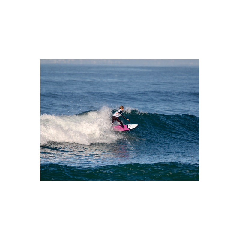 Surfboard 5'10 Rolly on wave 2