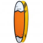 Surfboard 6'6 Mamba