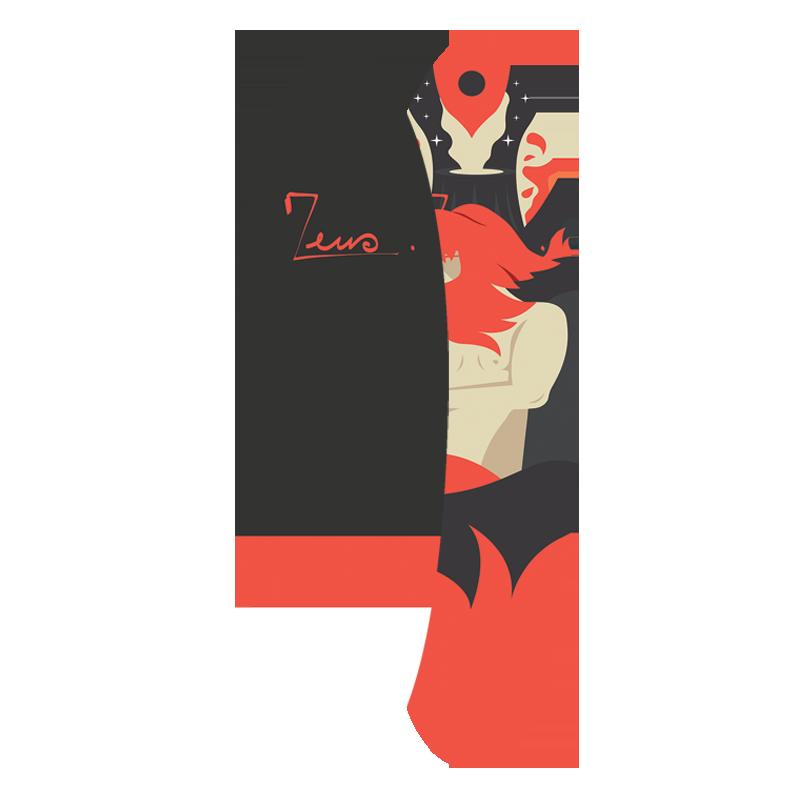 Surfboard 6' Volcano