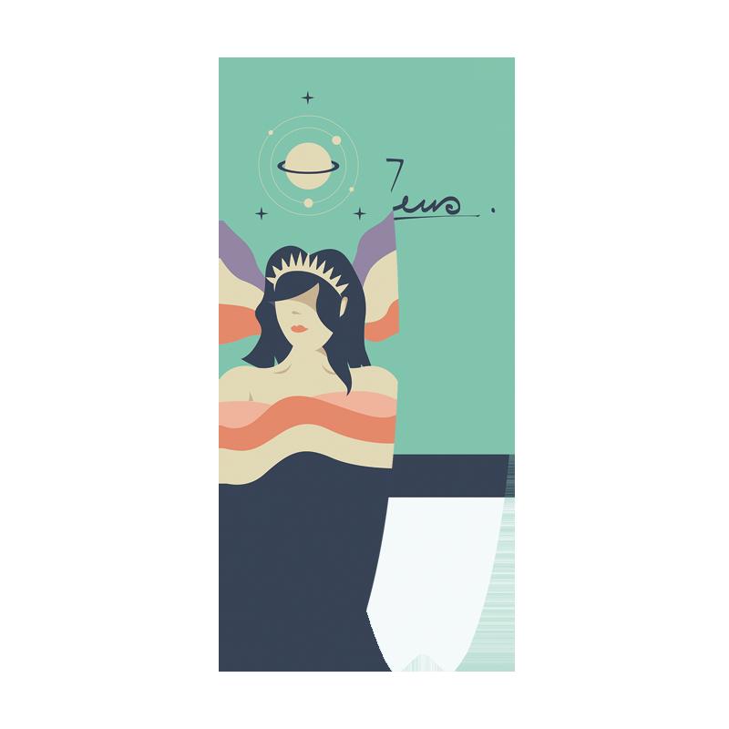 Surfboard 6'2 Gaïa