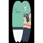 Surfboard 6'10 Gaia