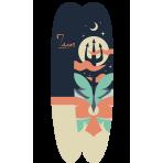 Surfboard 8'4 Midnight